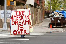 American Dream is Over