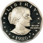 Susan B. Anthony Dollar Coin
