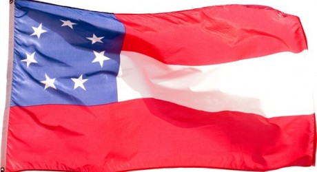 First National Flag of the Confederacy