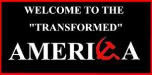AMERICA TRANSFORMED -- SOCIALIST SYMBOL