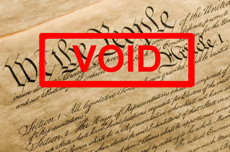 """living vs dead constitution Liberals and progressives believe that the constitution is a living, breathing []  vs  """"strict  breathing document has rendered it a dead letter a."""