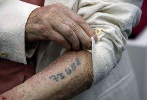 Holocaust-Tattoo