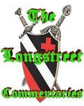d4332-longstreetcommentarieslogowithswordandshield