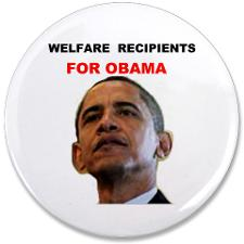 Welfare recipenients for Obama